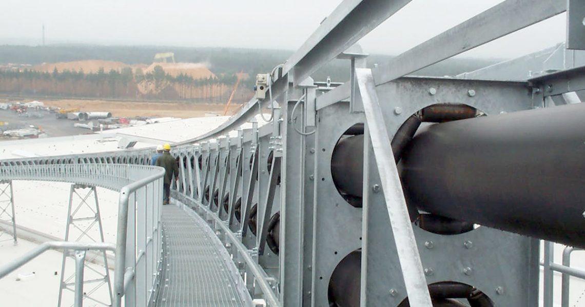 Belt Conveyors - Trasmec